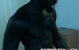 Hot Armenian Daddy Gets Fucked Up By Broad in the beam Black Dick