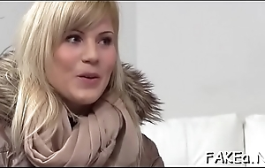 Thrilling titty fuck and attractive fucking sensation with hot hottie