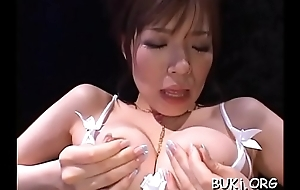 Young amateur asian cooky gets 10-pounder in rough modes on cam