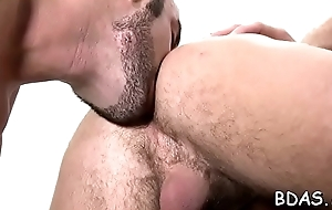 Home alone twink calls in best friend for some wicked anal