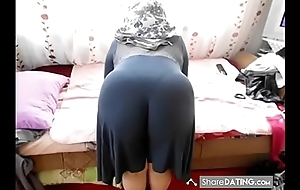 Arab Home Sex Chubby Plumper Mature Booty