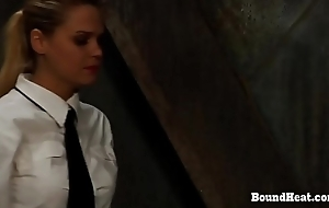 No Escape 2: Teen Keep in view Her Sister In Harsh Bondage And Punishment