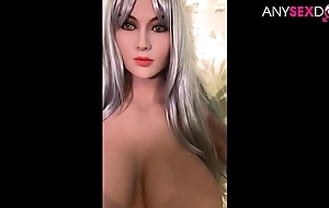 167cm H-cup Sex Doll Body