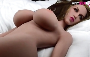 163cm H-cup Sex Doll Body