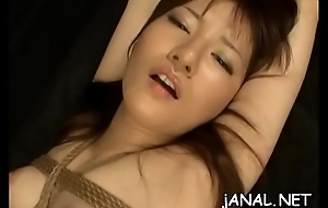 Enchanting amateur japanese angels in severe anal toy porn xxx