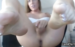 Glowing Amateur Shemale Whore