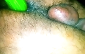 Vegan Fun with Cucumber POV