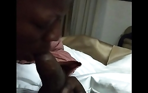 African suck indian dick at hotel